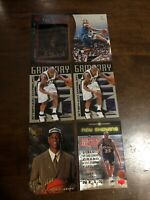 STEPHON MARBURY Lot Collection Fleer Metal Fresh Foundation,NS17,UD3 - 6 Cards