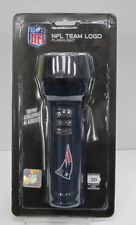 NEW ENGLAND PATRIOTS TEAM LOGO FLASH LIGHT NEW IN PACKAGE