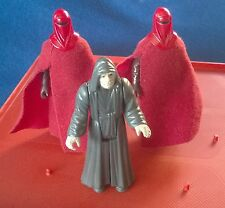 Vintage Star Wars ROTJ figures Emperor Royal Guards NM 1984
