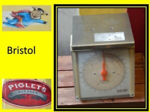 Vintage Salter Royal Mail Post Office Scales