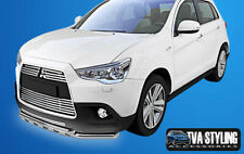 MITSUBISHI ASX STAINLESS STEEL SHARK FRONT BULL BAR A-BAR 2010 ON