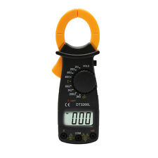 DT3266L Multimeter Digital Clamp Meter Voltage Current Resistance Tester
