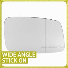 Right hand driver side for Volvo s40 1995-2004 Wide Angle wing mirror glass