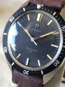 Omega Seamaster 120 Cal 601