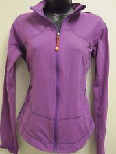 LULULEMON Power Purple Violet Classic Define FORME JACKET sz 4