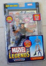 New Weapon X Wolverine Marvel Legends Giant-Man Series Action Figure Comic! R46