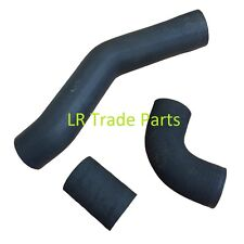 LAND ROVER DISCOVERY 1 300TDi NEW RUBBER TURBO INTERCOOLER HOSE PIPE SET HOSES
