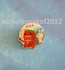London 2012 Olympic Games, NHK MASCOTS, Japan Japanese Official media pin