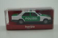 Herpa Modellauto 1:87 H0 Mercedes-Benz E 300 Polizei Nr. 4100