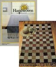 Handwoven magazine may/june 1983: wedding dress; rugs