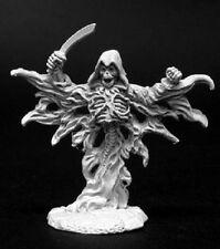 Ghost Warrior Reaper Miniatures Dark Heaven Legends Undead Incorporeal Wraith
