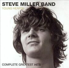 Young Hearts: Complete Greatest Hits by Steve Miller LIKE NEW! * FAST SHIP *