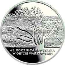 Poland / Polen - 20zl Warsaw Ghetto Uprising