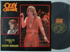 OZZY OSBOURNE Tribute to Randy Rhoads