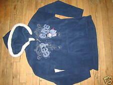 Women's Disney's Eeyore Fleece Hoodie - size Small