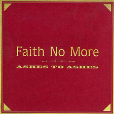 FAITH NO MORE Ashes To Ashes CD Card Sleeve