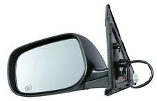 2009-2012 Toyota Matrix (USA/Canada) Left/Driver Side View Door Mirror Heated