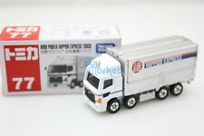 Tomy Tomica 77 Hino Profia Nippon Express Truck Japan IMPORT