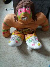 Ultimate warrior wrestling buddy 1991