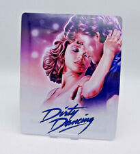 DIRTY DANCING - Bluray Steelbook Magnet Cover (NOT LENTICULAR)
