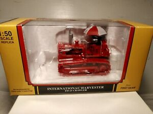 FIRST GEAR 1:50 INTERNATIONAL HARVESTER TD-15 CRAWLER. RARE!!!