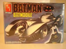 1989 Amt/Ertl Batman Batmobile. 1/25th Scale. Model# 6877.