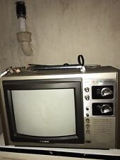 Sony Econoquick Trinitron Color Tv Model Kv-1215