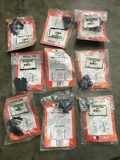 9 Kits Of Fibre Metal (Honeywell), Quick-Lok Blades for Slotted Cap 6000Z