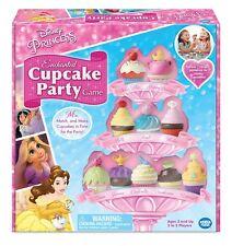 Princess Enchanted Cupcake Game Party Kids Creative Toys Play Fun Girls New