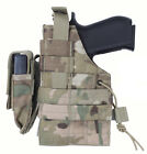Multicam Rothco MOLLE Modular Ambidextrous Holster Tactical With Mag Pouch 10475