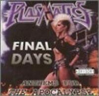 Plasmatics/Wendy O'Williams - Final Days  CD Alternative Rock   Neuware