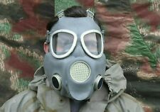 BRAND NEW SEALED RELIABLE ADJUSTABLE POLISH  MP4 GAS MASK WITH SPARE FILTERS