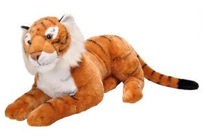 Tiger Large Sized Plush Stuffed SoftToy 76cm by Wild Republic