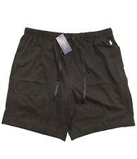 Polo Ralph Lauren Sleepshort Cotton Jersey Shorts - Black - XL - RRP £42 - New