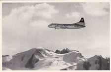 * AVIATION - Swissair - The Airline of Switzerland, Convair Liner