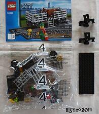 Lego ® City vagôn vagón (60052) nuevo adecuado para 7939 7938 3677 60098