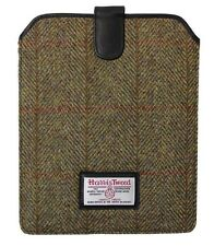 Authentic Harris Tweed IPAD case - Traditional Green HC028