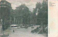 Postcard Grand Union Hotel Saratoga Ny