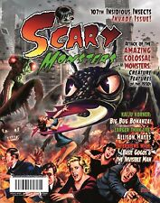 Scary Monsters #107 Them! The Fly Wasp Woman 50 Foot Allison Hayes Basil Gogos