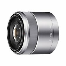 SONY single focus macro lens E 30mm F3.5 Macro SEL30M35 JAPAN NEW w/Tracking