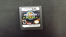Metroid Prime Pinball NFR Cartridge Demo GPK Only Collectible