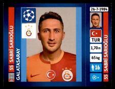 Panini Champions League 2013-2014 Sabri Sar?o?lu Galatasaray No. 130