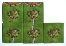 """Carcassonne original Mini-Erweiterung """"Kultstätten & Ketzer""""  *NEU*"""