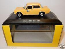 UH UNIVERSAL HOBBIES SIMCA 1300 BERLINE 1965 POSTES POSTE PTT 1/43 IN LUXE BOX