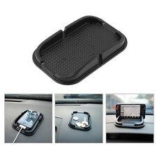 Fancy Black Car Stylist Sticky Pad Mat Anti Non Slip Gadget Phone GPS Holder PF