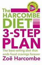 The Harcombe Diet 3-Step Plan : The Best-Selling Diet That ends Food Cravings F…