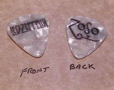 LED ZEPPELIN (Band Signature Logo) guitar pick (Q)