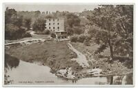 Tea Garden At The Old Mill On The Humber Toronto Ontario ON Postcard