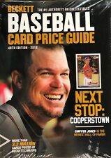 NEW BECKETT BASEBALL CARD 2018 ANNUAL PRICE GUIDE #40 40TH EDITION