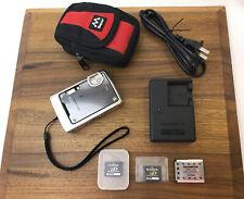Olympus Stylus 770 SW Shockproof Waterproof Digital Camera 7.1 Mega Pixel Bundle